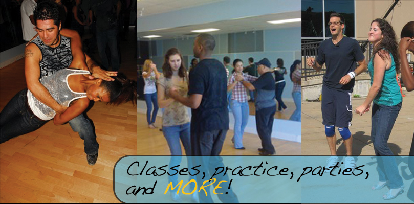 Classes, practice, parties and more!